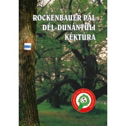 Rockenbauer Pál Dél-Dunántúli kéktúra Igazoló füzet