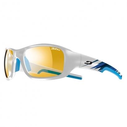 Julbo Stunt White/blue zebra napszemüveg
