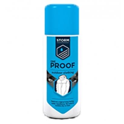 Storm Wash in Waterproofer ruha és szövetimpregnáló - 75 ml