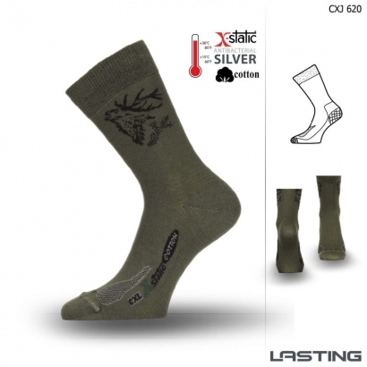Lasting CXJ vadász zokni
