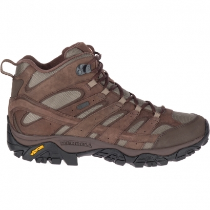 Merrell Moab 2 Smooth Mid Waterproof férfi túrabakancs