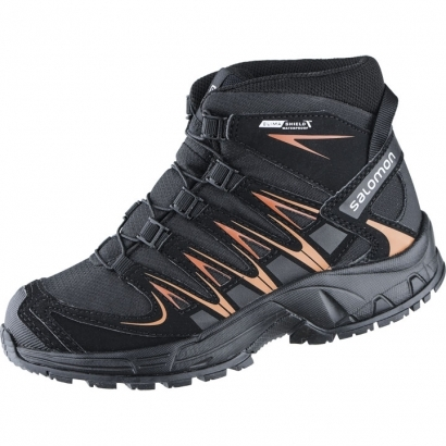 Salomon XA PRO 3D Mid CSWP junior gyerek bakancs
