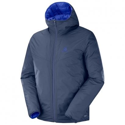 Salomon Drifter Loft Hoodie kifordítható férfi kabát