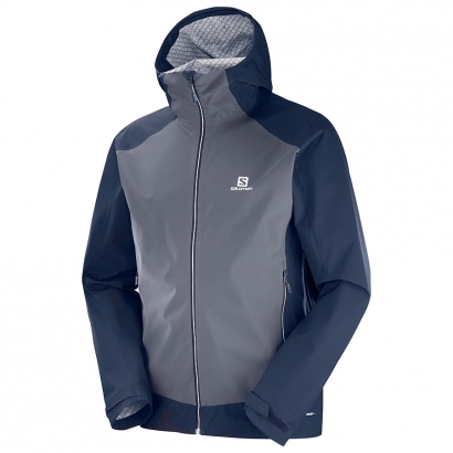 Salomon La Cote Stretch 2,5L Jacket férfi esőkabát