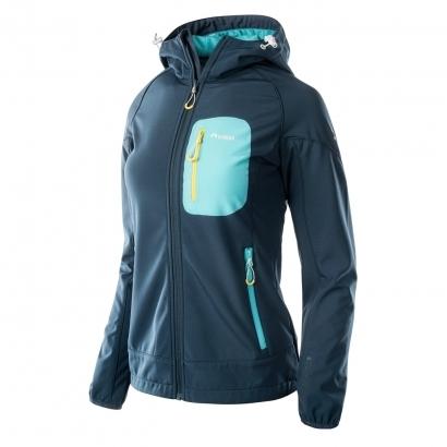 Elbrus Sogne női softshell dzseki