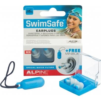 Alpine SwimSafe füldugó úszáshoz