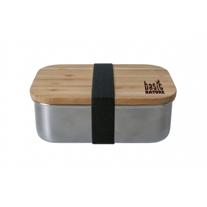 Basic Nature Bamboo ételtartó doboz