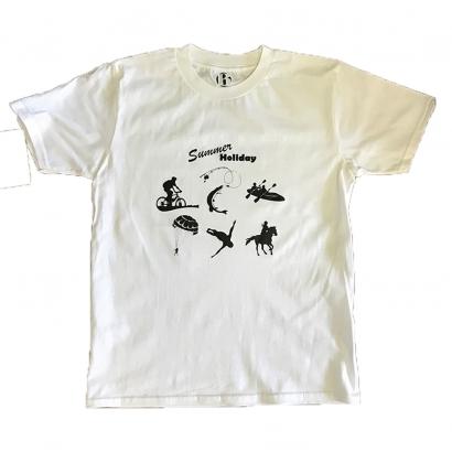 BAP Summer Holiday gyerek póló