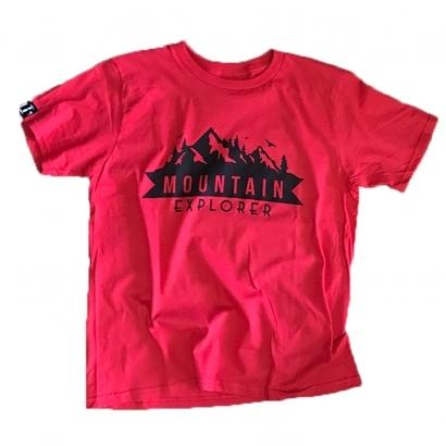 BAP Mountain Explorer gyerek póló