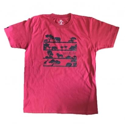 BAP Wildlife gyerek póló