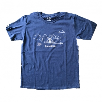 BAP Freedom gyerek póló