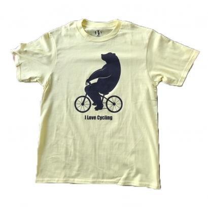 BAP I Love cycling gyerek póló