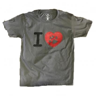 BAP I Love gyerek póló