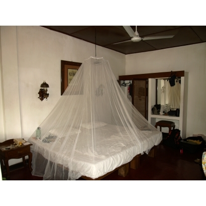 Brettschneider Expedition Bell impregnált szúnyogháló