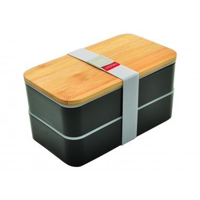 Baladéo Nagano bambusz ételtartó doboz