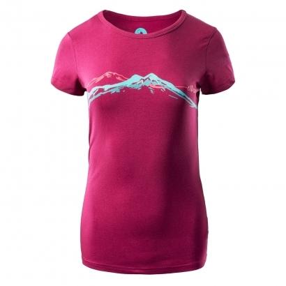 Elbrus Bendova női rövid ujjú póló