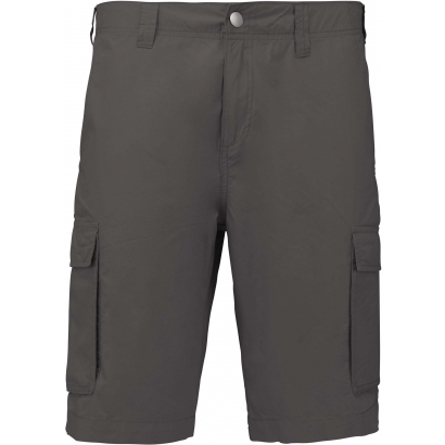 Kariban Lightweight multipocket bermuda