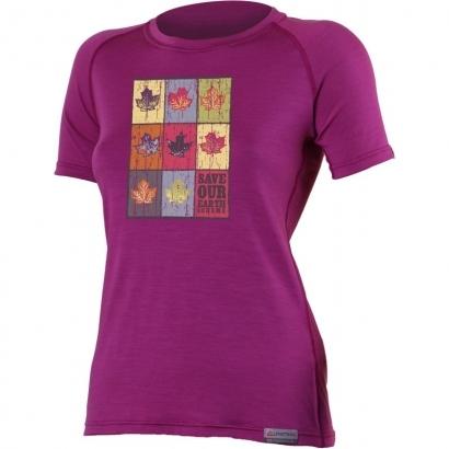 Lasting List Merino gyapjú női póló