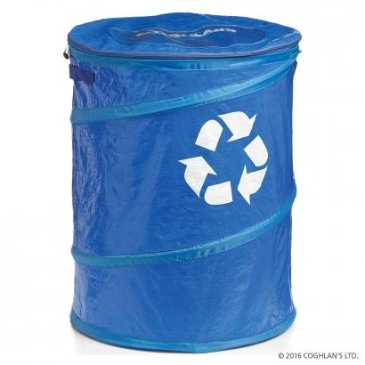 Coghlans Pop-Up Stuffbag Recycle 100 literes tároló