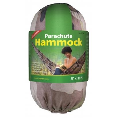 Coghlans Hammock Parachute egyszemélyes terepmintás függőágy