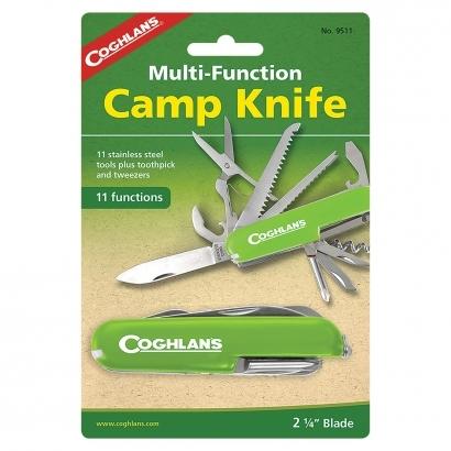 Coghlans Camp 11 funkciós zsebkés