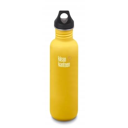 Klean Kanteen Classic Loop italtartó palack 0,8 L