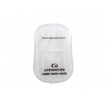 Lifeventure Fabric Wash Leaves mosószer lapok