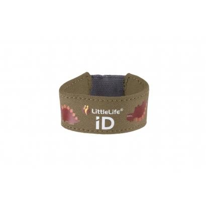 LittleLife Biztonsági iD karkötő