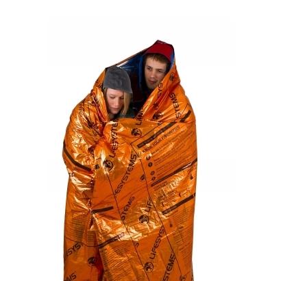 Lifesystems Heatshield Blanket Double izofólia (mentőfólia)