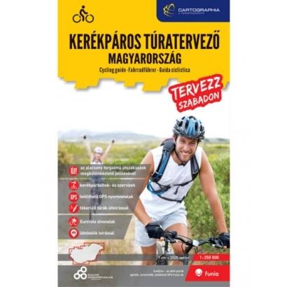 Cartographia Magyaroszág Kerékpáros Túratervező