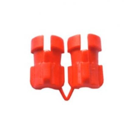 Fizan Flexy 15 piros rögzítő dió