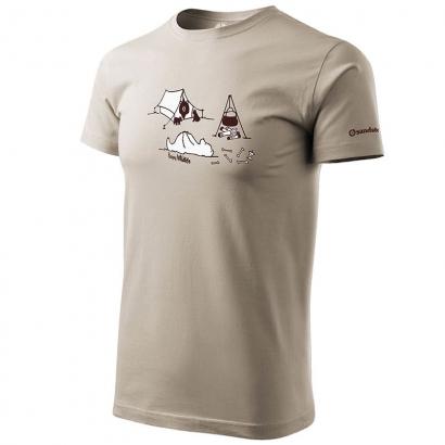 Sandstone férfi pamut póló