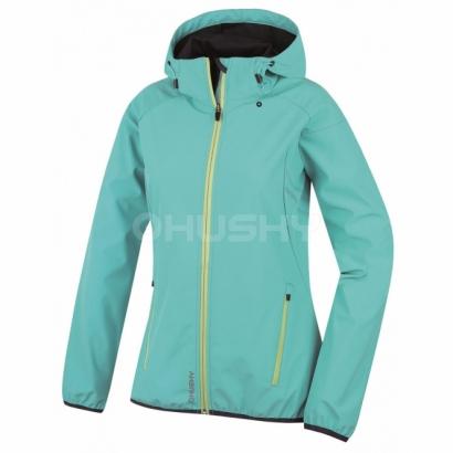 Husky SALLY női vékony softshell kabát
