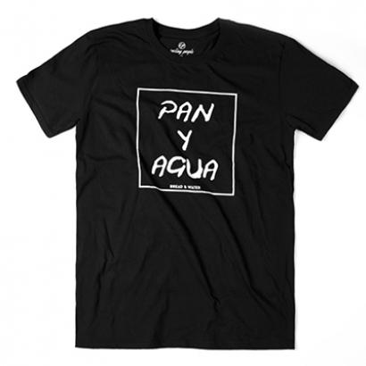 Cycling People Pan Y Agua férfi rövid ujjú organikus pamut póló