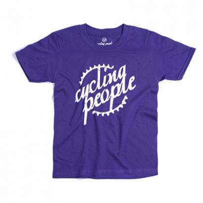 Cycling People CP logo gyerek póló