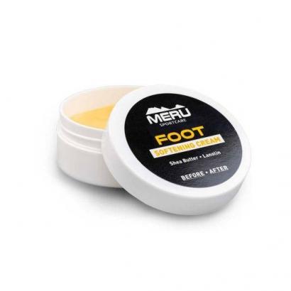Meru Foot sarokpuhító és lábápoló krém