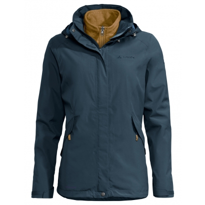 Vaude Rosemoor 3in1 női kabát