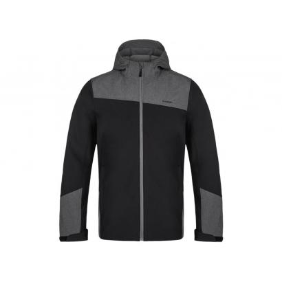 Loap LYRCOS férfi kapucnis softshell kabát