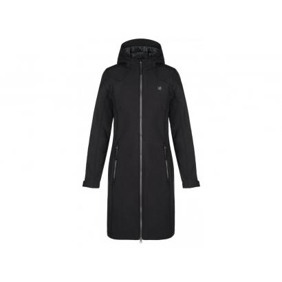 Loap LYPIA női kapucnis hosszú softshell kabát