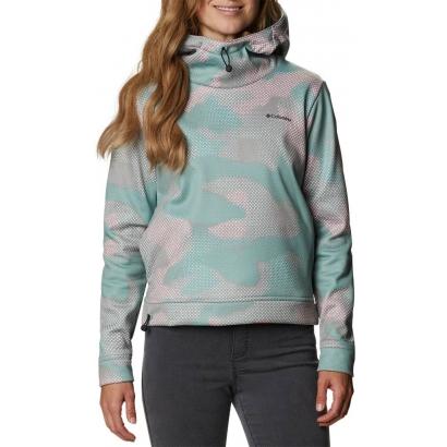Columbia W Out-Shield Dry Fleece Hoodie női felső
