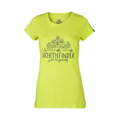 Northfinder Mara női póló