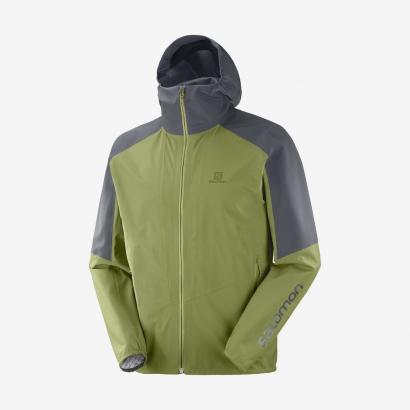 Salomon Outline Jacket M férfi vízálló dzseki