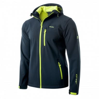 Elbrus Iver férfi sofshell kabát