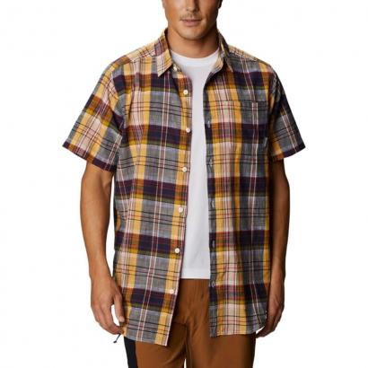 Columbia Under Exposure YD Short Sleeve Shirt extra méretű rövidujjú ing