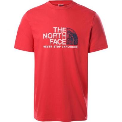 The North Face S/S Rust 2 Tee póló