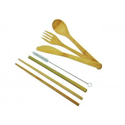 Baladéo Nagano bambusz evőeszköz készlet