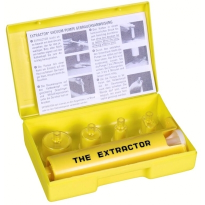 Basic Nature Extractor vákuumos méregkiszívó készülék