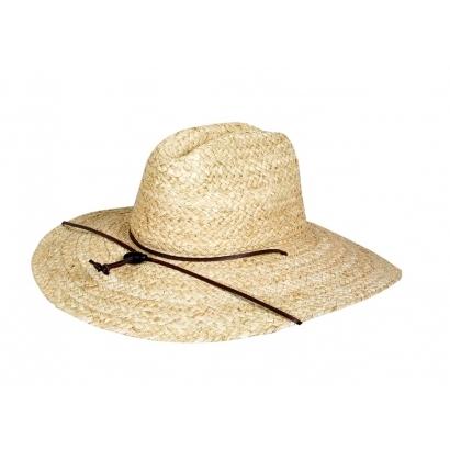 Basic Nature Straw Hat Panama szalmakalap