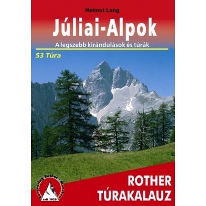 Júliai-Alpok útikönyv