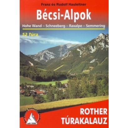 Bécsi-Alpok Útikönyv